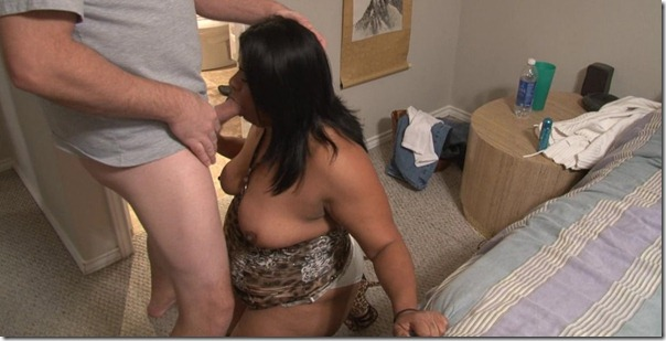 allkindsofgirls-morena-blowing-a-monster-cock